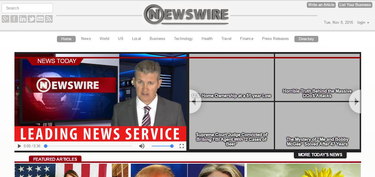 Write and Publish Guest Blog Post on Newswire net [ DA61 ]